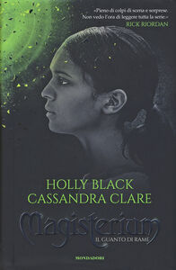 Libro Il guanto di rame. Magisterium. Vol. 2 Holly Black , Cassandra Clare