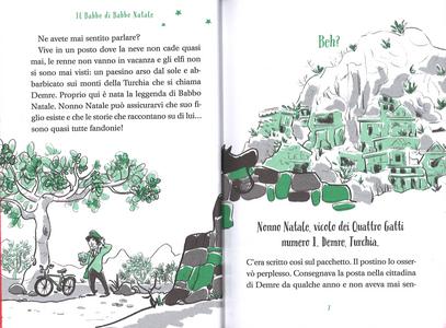 Libro Il babbo di Babbo Natale Miriam Dubini 1