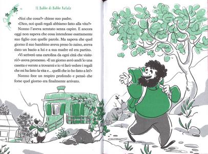 Libro Il babbo di Babbo Natale Miriam Dubini 2