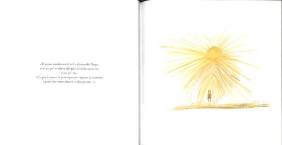 Libro La principessa del sole David Grossman 1