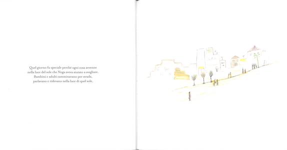 Libro La principessa del sole David Grossman 4