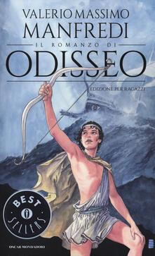 Il romanzo di Odisseo - Valerio Massimo Manfredi - copertina