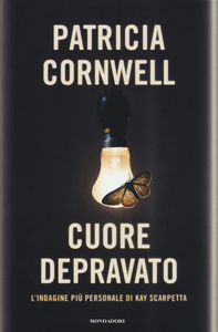 Libro Cuore depravato Patricia D. Cornwell