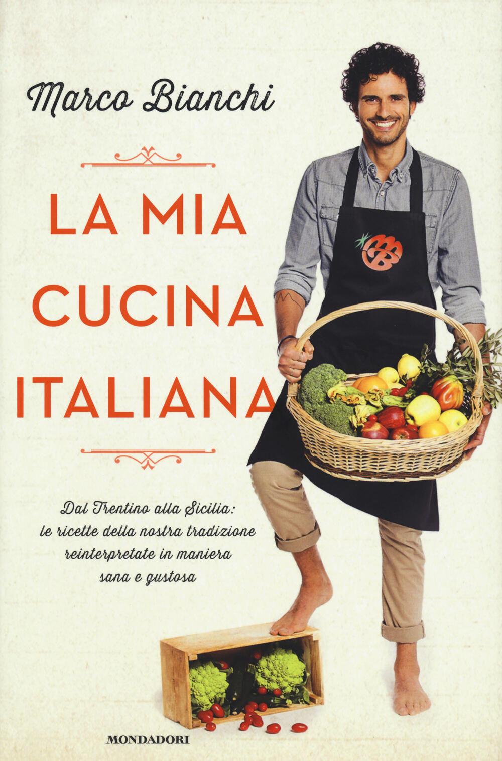 La mia cucina italiana dal trentino alla sicilia le for Cucina trentino