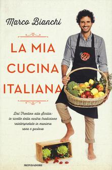 Nicocaradonna.it La mia cucina italiana. Dal Trentino alla Sicilia: le ricette della nostra tradizione reinterpretate in maniera sana e gustosa Image