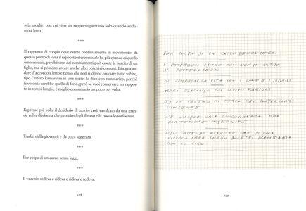Foto Cover di Sotto le ciglia chissà. I diari, Libro di Fabrizio De André, edito da Mondadori 3