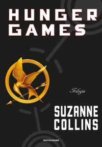 Libro Hunger games. La trilogia Suzanne Collins