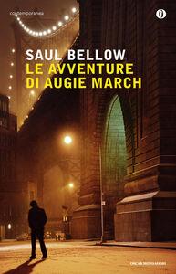 Foto Cover di Le avventure di Augie March, Libro di Saul Bellow, edito da Mondadori