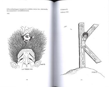 Libro Il Forattone. (1973-2015) mezzo secolo di satira Giorgio Forattini 1