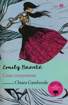 Cime tempestose - Emily Brontë - copertina