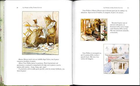 Foto Cover di Il mondo di Beatrix Potter, Libro di Beatrix Potter, edito da Mondadori 1