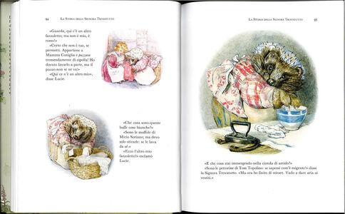 Foto Cover di Il mondo di Beatrix Potter, Libro di Beatrix Potter, edito da Mondadori 2