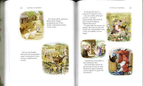 Foto Cover di Il mondo di Beatrix Potter, Libro di Beatrix Potter, edito da Mondadori 4