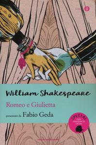 Libro Romeo e Giulietta. Testo inglese a fronte William Shakespeare