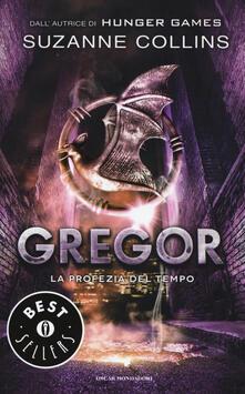Warholgenova.it La profezia del tempo. Gregor. Vol. 5 Image