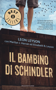 Libro Il bambino di Schindler Leon Leyson , Marylin J. Harran , Elisabeth B. Leyson