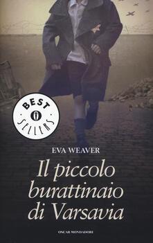Il piccolo burattinaio di Varsavia - Eva Weaver - copertina