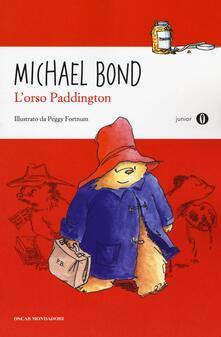 L' orso Paddington - Michael Bond - copertina