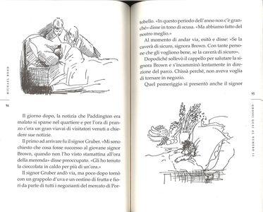 Libro Una famiglia per Paddington Michael Bond 3