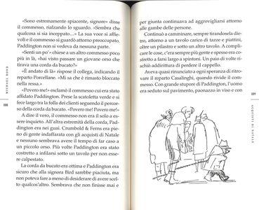 Libro Una famiglia per Paddington Michael Bond 4
