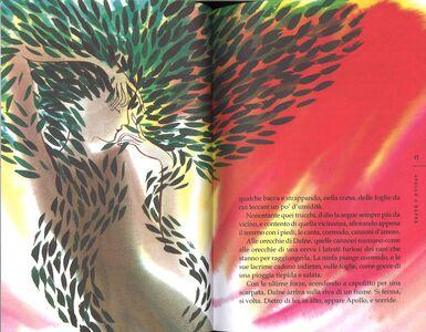 Libro Le metamorfosi. Storie di mitologia Roberto Piumini 1