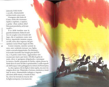 Libro Le metamorfosi. Storie di mitologia Roberto Piumini 2