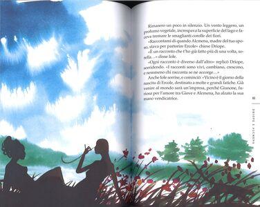 Libro Le metamorfosi. Storie di mitologia Roberto Piumini 4