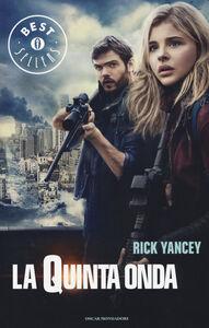 Libro La quinta onda Rick Yancey