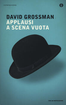 Applausi a scena vuota - David Grossman - copertina