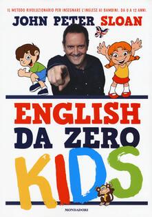 Warholgenova.it English da zero kids Image