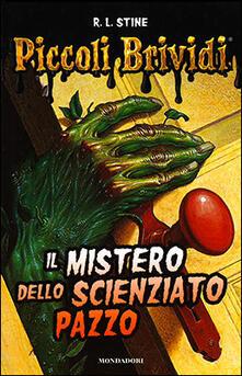 Camfeed.it Il mistero dello scienziato pazzo. Piccoli brividi Image