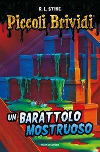 Foto Cover di Un barattolo mostruoso, Libro di Robert L. Stine, edito da Mondadori