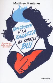 Radiosenisenews.it Beethoven e la ragazza coi capelli blu Image