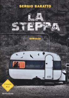 La steppa - Sergio Baratto - copertina