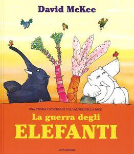 Libro La guerra degli elefanti David McKee 0