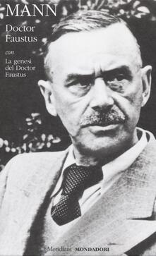 Doctor Faustus con La genesi del Doctor Faustus.pdf
