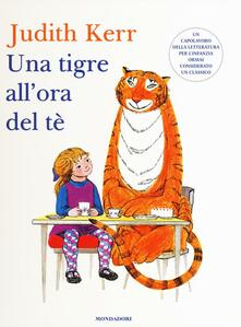 Nicocaradonna.it Una tigre all'ora del tè. Ediz. illustrata Image