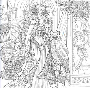 Libro Il trono di spade. Il coloring book ufficiale George R. R. Martin 1