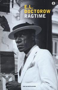 Foto Cover di Ragtime, Libro di Edgar L. Doctorow, edito da Mondadori