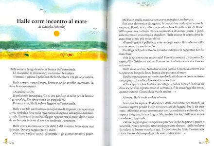Libro A braccia aperte. Storie di bambini migranti  3