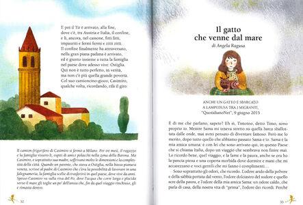 Libro A braccia aperte. Storie di bambini migranti  4
