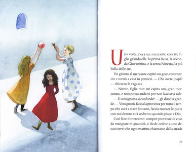 Foto Cover di Fiabe di fanciulle fatate. Fiabe italiane, Libro di Italo Calvino, edito da Mondadori 3