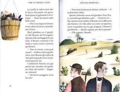 Foto Cover di Fiabe di fanciulle fatate. Fiabe italiane, Libro di Italo Calvino, edito da Mondadori 4