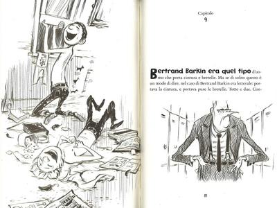 Libro I terribili tre Mac Barnett , Jory John 4