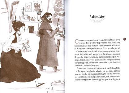 Libro Le 7 arti in 7 donne Chiara Carminati 1