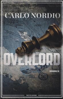 Overlord - Carlo Nordio - copertina