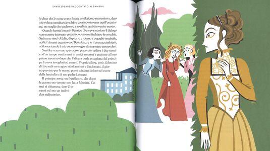 Libro Sogno di una notte di mezza estate e altre storie. Shakespeare raccontato ai bambini. Vol. 1 Charles Lamb , Mary Ann Lamb 1