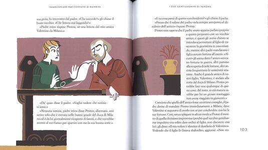 Libro Sogno di una notte di mezza estate e altre storie. Shakespeare raccontato ai bambini. Vol. 1 Charles Lamb , Mary Ann Lamb 3
