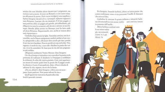 Libro Sogno di una notte di mezza estate e altre storie. Shakespeare raccontato ai bambini. Vol. 1 Charles Lamb , Mary Ann Lamb 4