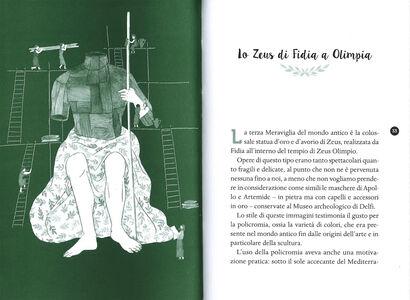 Libro Le 7 meraviglie del mondo antico Valerio M. Manfredi 1